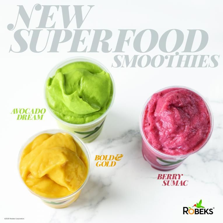 Summertime Superfood Smoothies