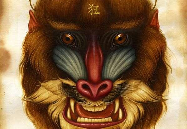 Ancient Chinese Animal Art