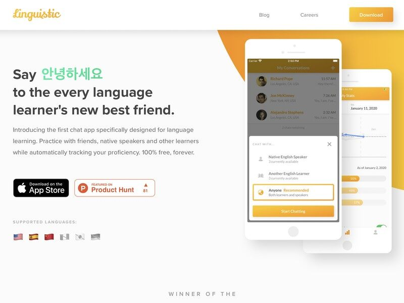 Conversational Language Education Platforms