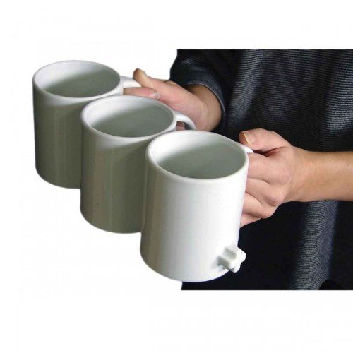 Connected Coffee Cups