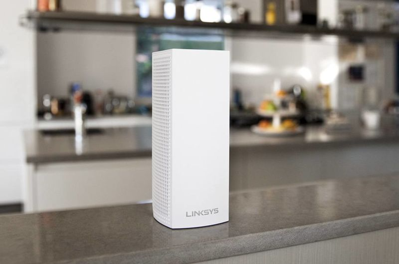 linksys velop mesh router
