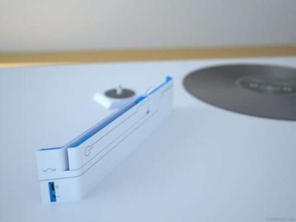 Minimalist Turntables