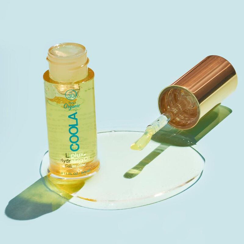 Lip Oil Sunscreens