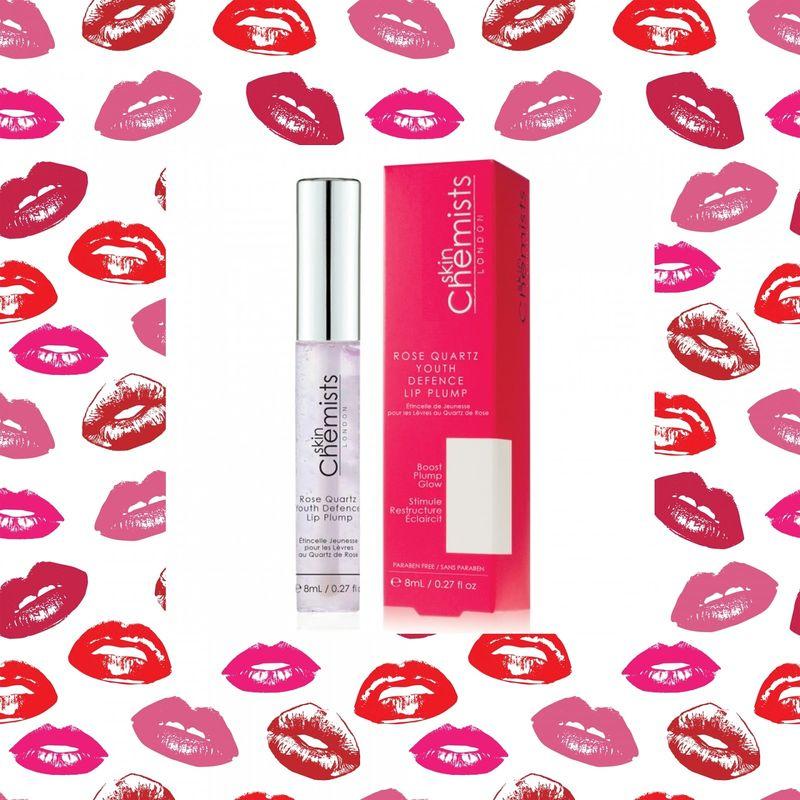 Nourishing Crystal-Infused Lip Plumps
