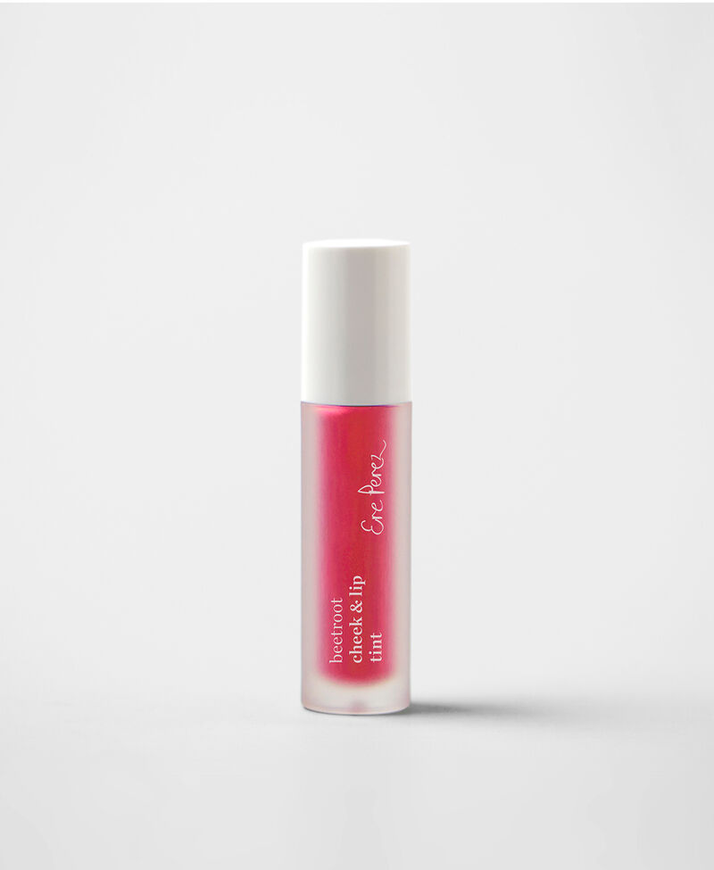 Two-in-One Beetroot Cosmetics - The Ere Perez Beetroot Cheek & Lip Tint is Available in Two Shades (TrendHunter.com)