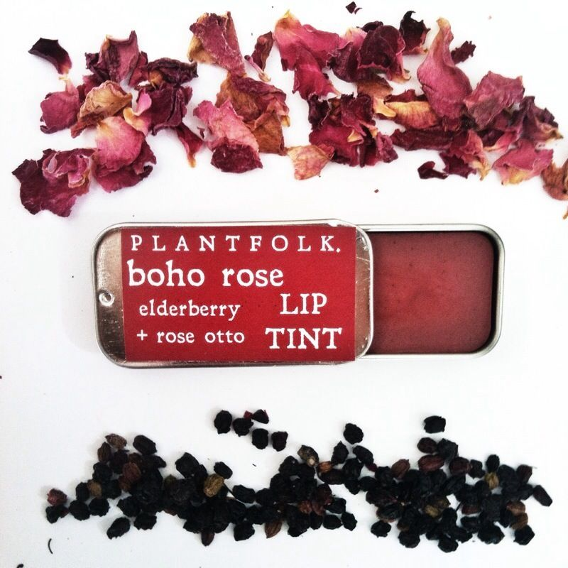 Botanical Lip Tints