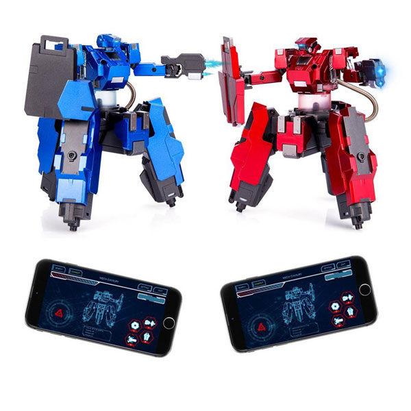 Self-Balancing Battle Robot Toys