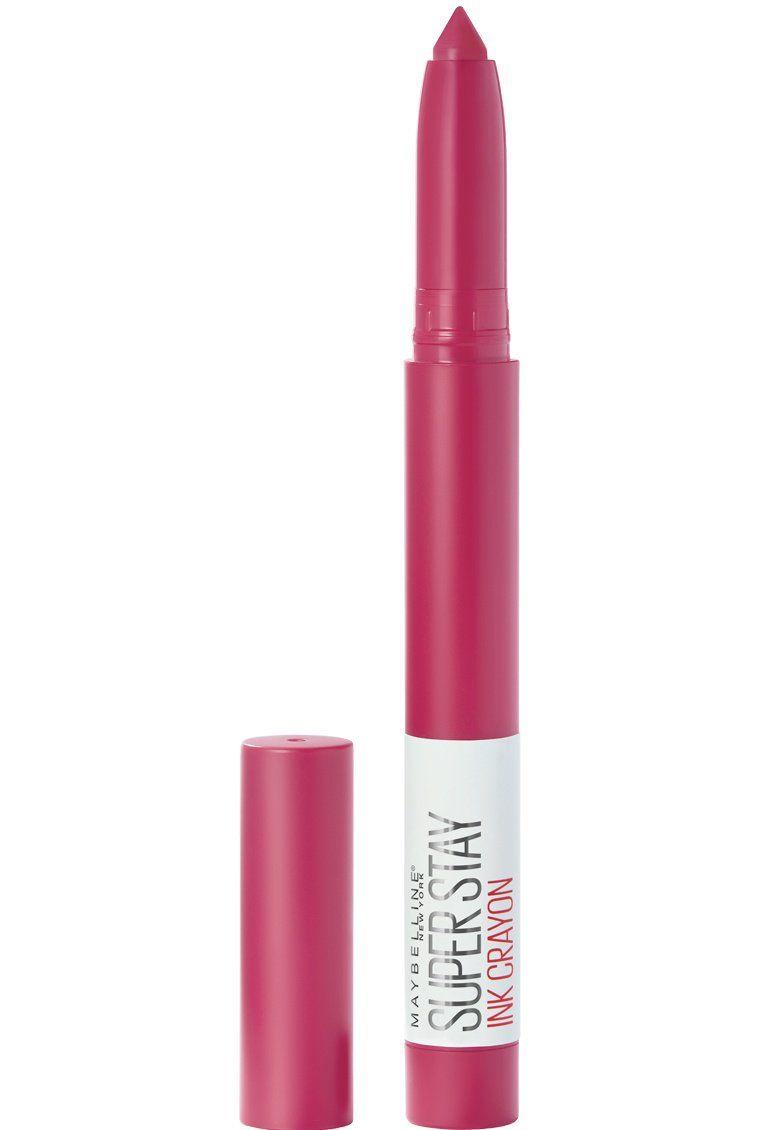 Matte Lipstick Crayons