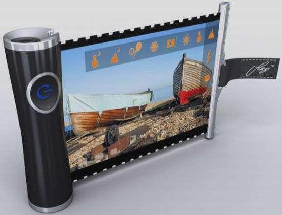 Lipstick Digital Cameras