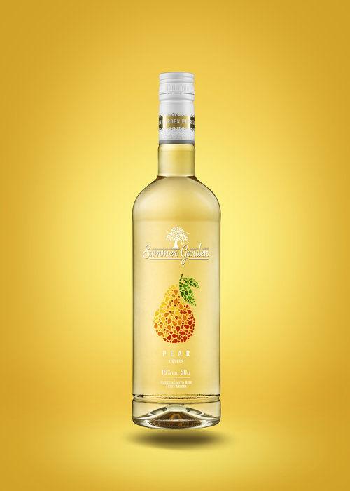Summery Liqueur Branding