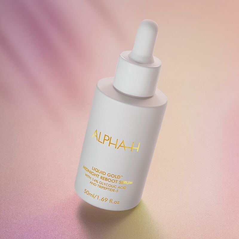 Skin-Supporting Overnight Serums