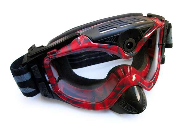 Video-Recording Ski Masks