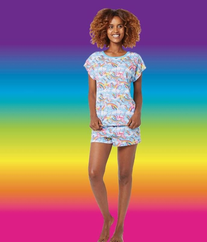 Rainbow Pajama Collections
