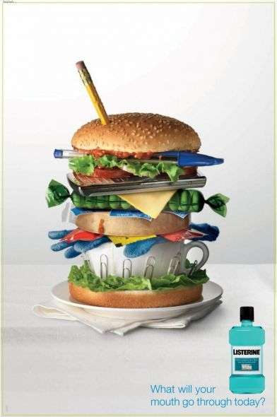 Extravagant Food Campaigns