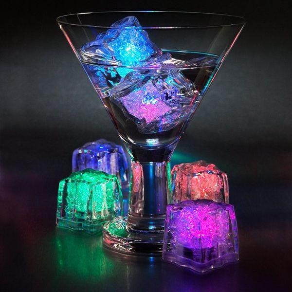 Novelty Illuminated Ice Cubes