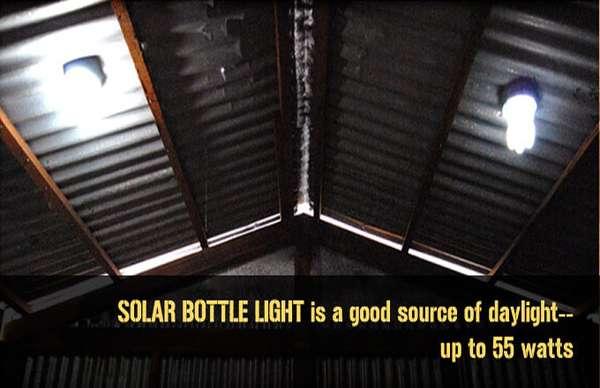 Life Changing Bottle Lights Liter Of Light