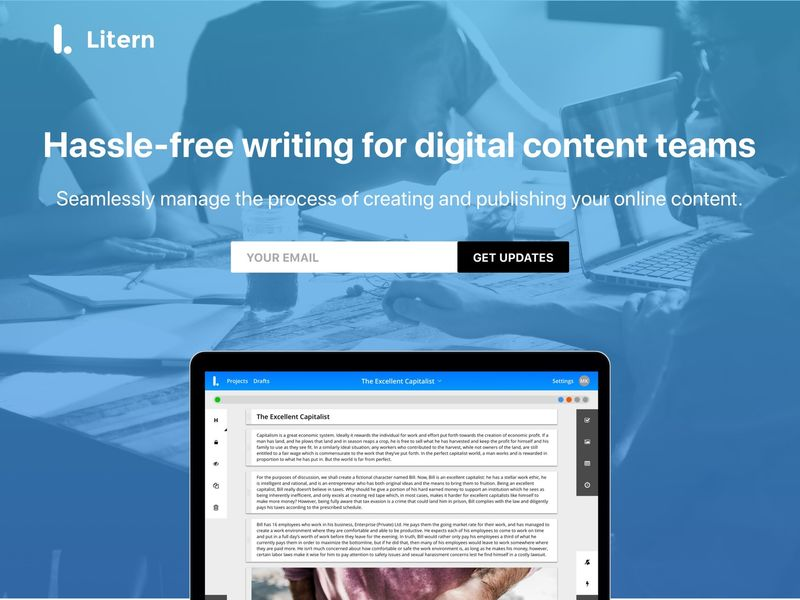 Collaborative Digital Content Platforms