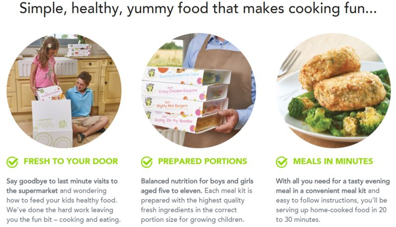 Simple Children's Meal Kits