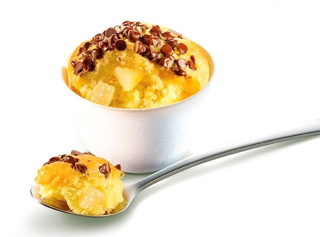 Bite-Sized Dessert Cups