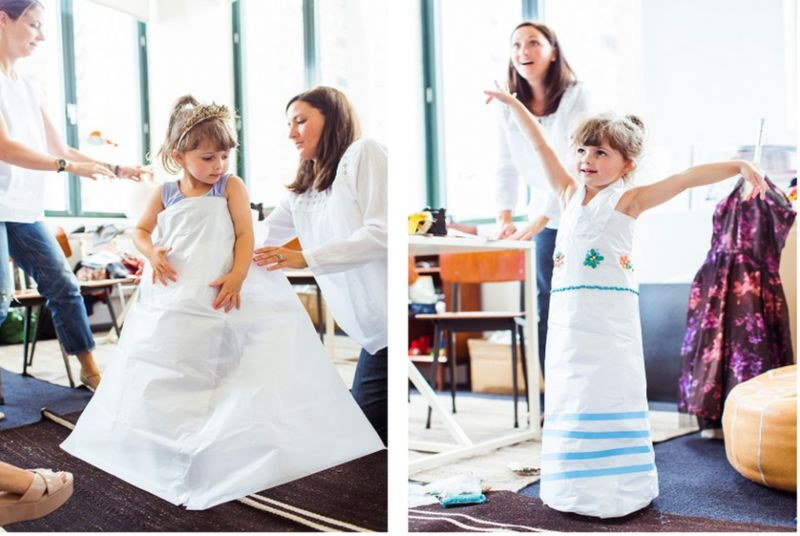 Child Fashion Designers