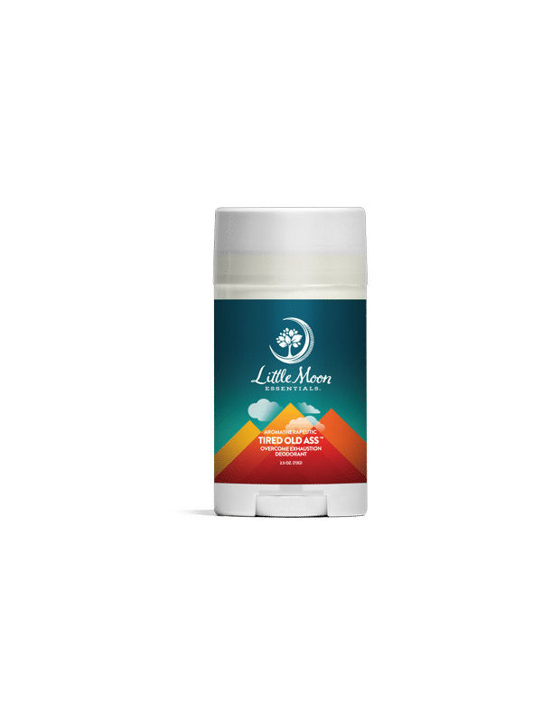 Aromatically Energizing Deodorants