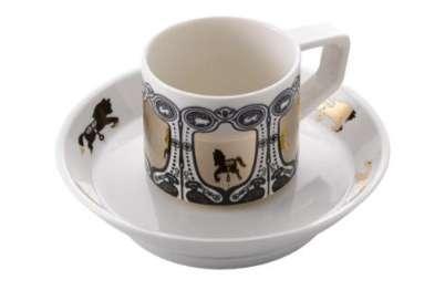 Merry-Go-Round Mugs