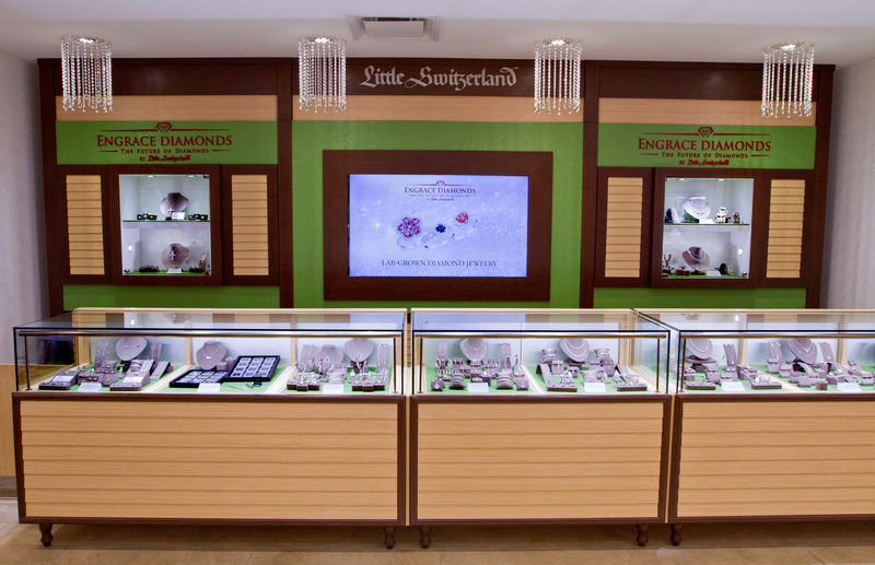 Cultured Diamond Shop-in-Shops