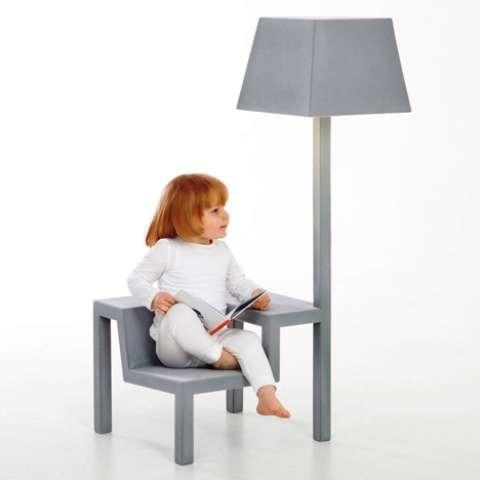 Multi-functional Toddler Furniture