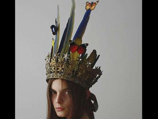 Whimsical Hippie Headdresses