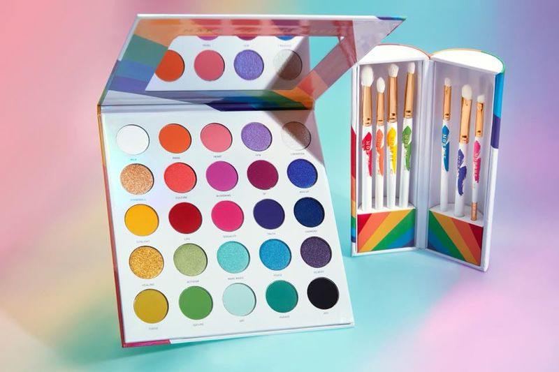 Charitable LGBTQ Makeup Collections