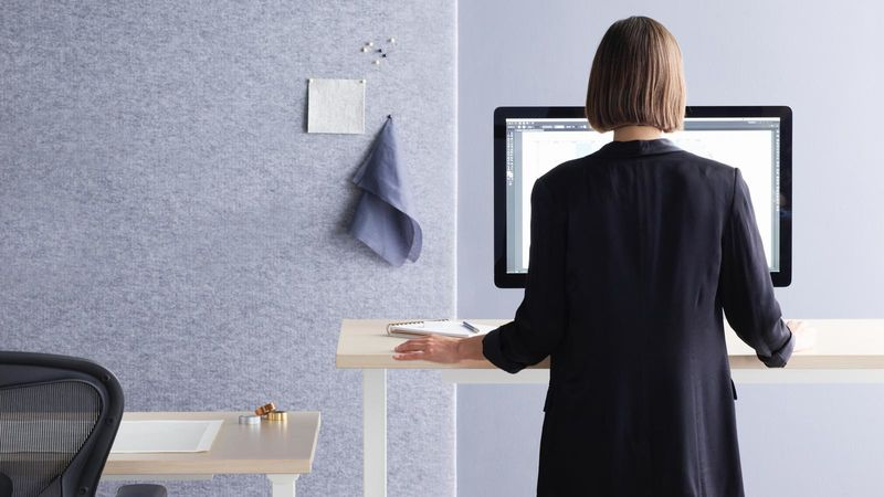 Activity-Tracking Office Furniture
