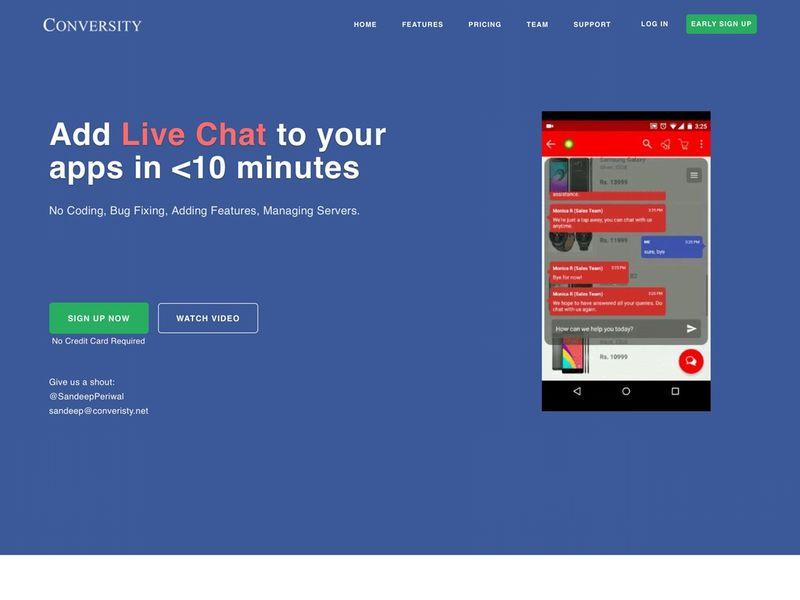 Live Chat Integration Software
