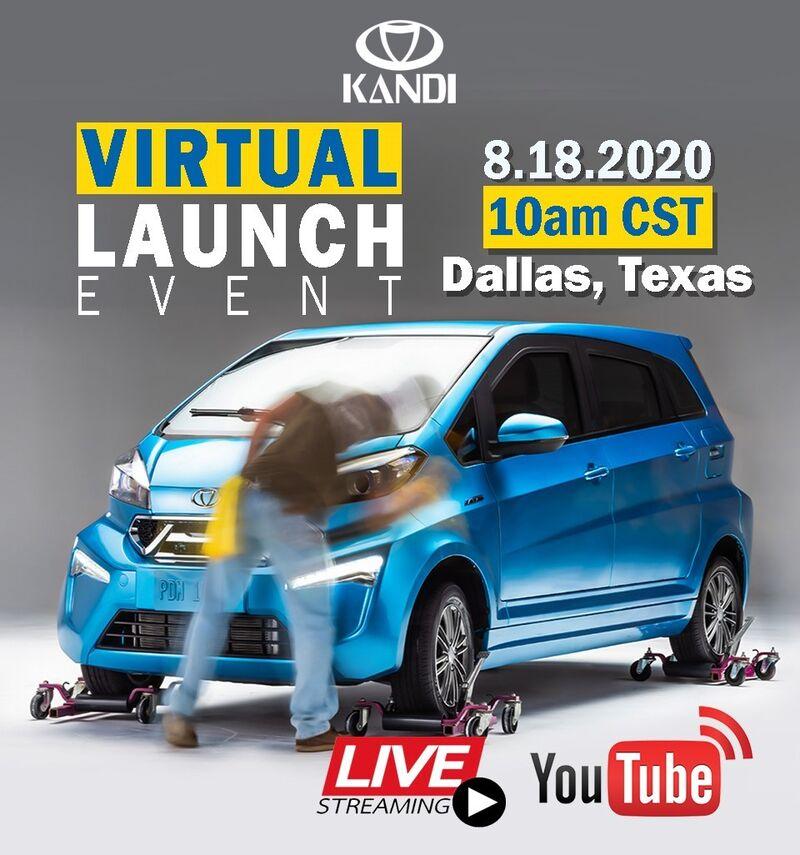 Virtual Automotive Launches