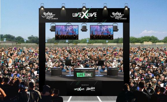 Live Music Festival Streams