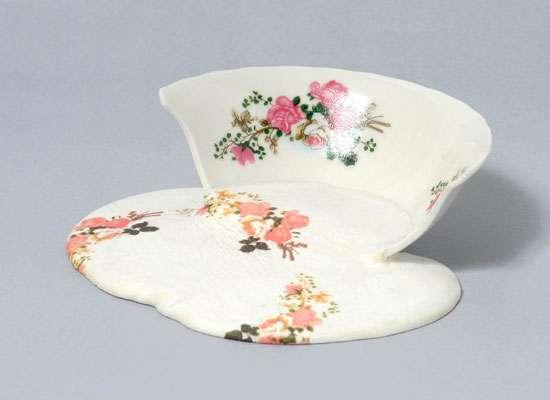 Liquefied Porcelain