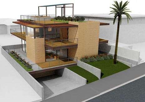 Eco Prefab Homes