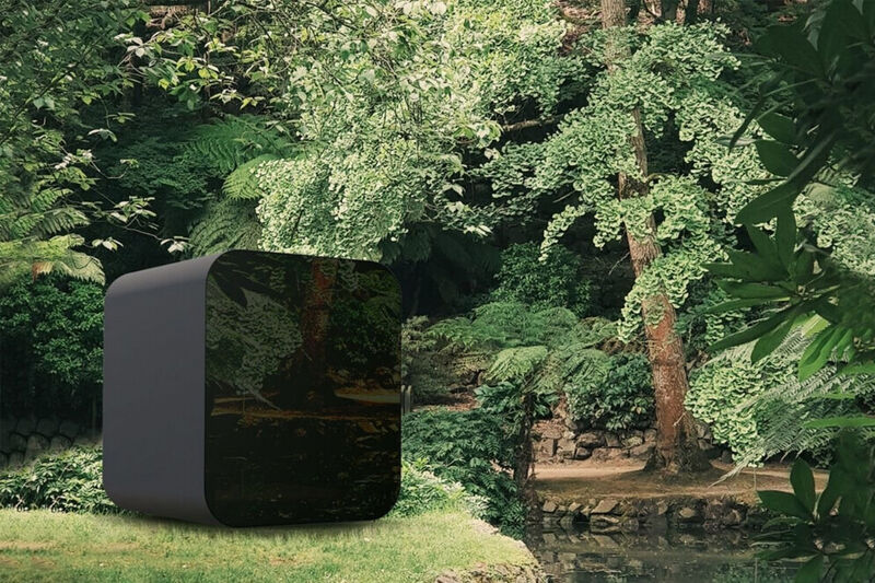 Dedicated Cubic Workspace Pods