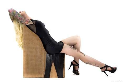 Latex-Bound Seating