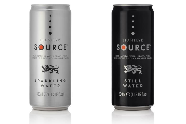 Eco-Focused Canned Waters