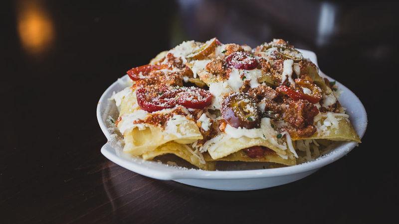 Italian-Inspired Nachos