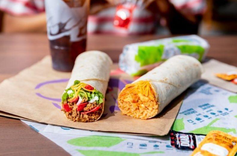 Hybrid Taco Burritos
