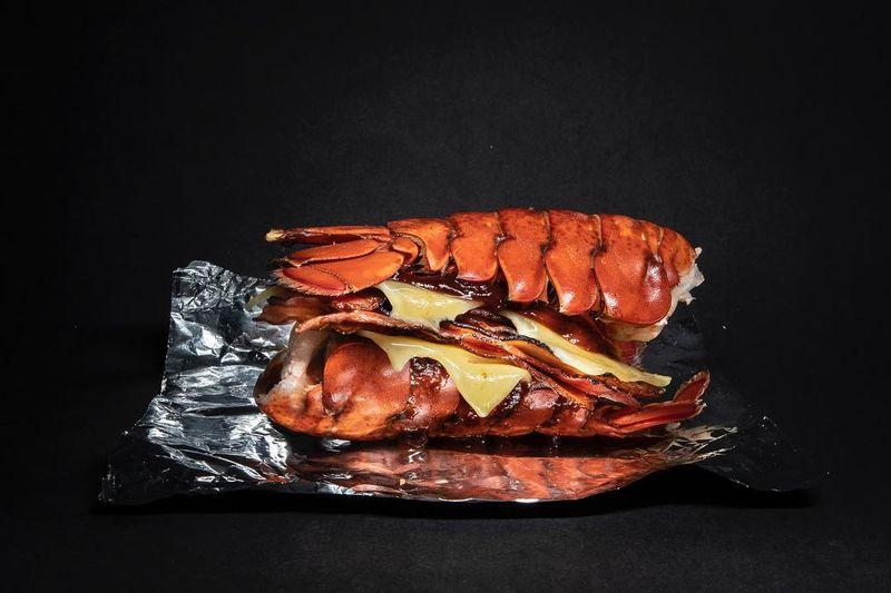 Bunless Lobster Burgers