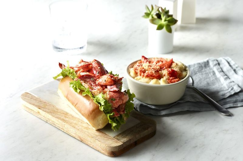 Regional Loaded Lobster Dishes