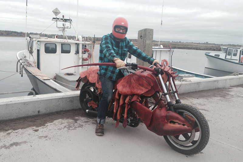 Crustacean Motorcycles
