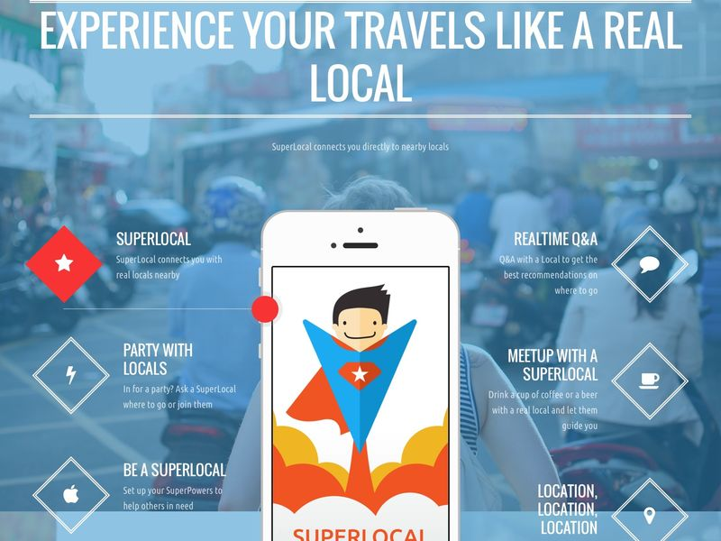 Local Citizen Travel Apps