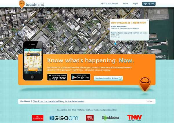 Location-Based Mobile Apps