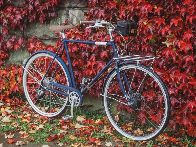 Location-Tracking E-Bike Kits