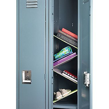 Diagonal Locker Dividers