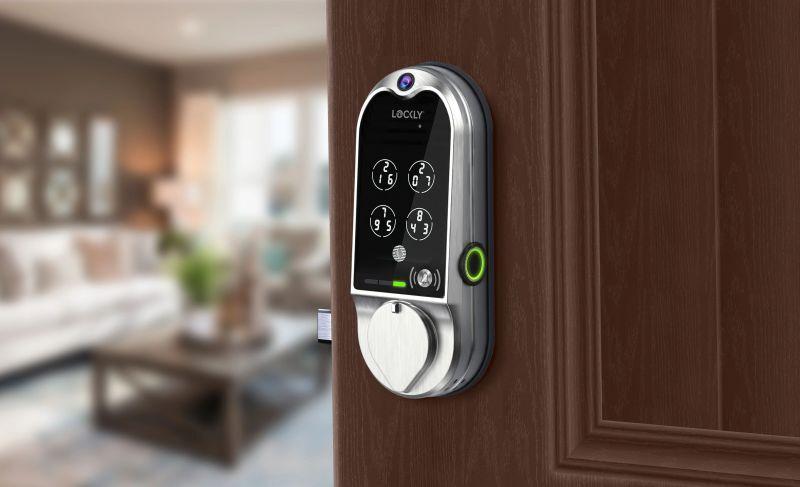 Camera-Equipped Smart Locks