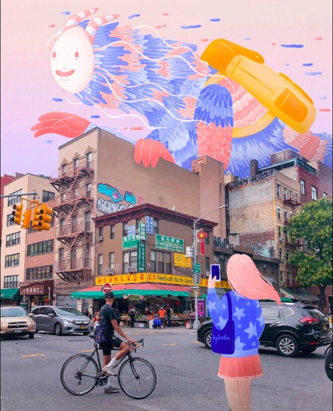 Artistic NYC Neighborhoods